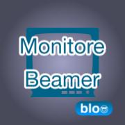 Bildschirme, Monitore, Beamer